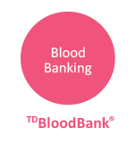 TDBloodBank, blood bank information management system